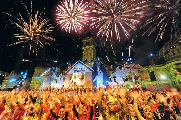 Праздники в малайзии
